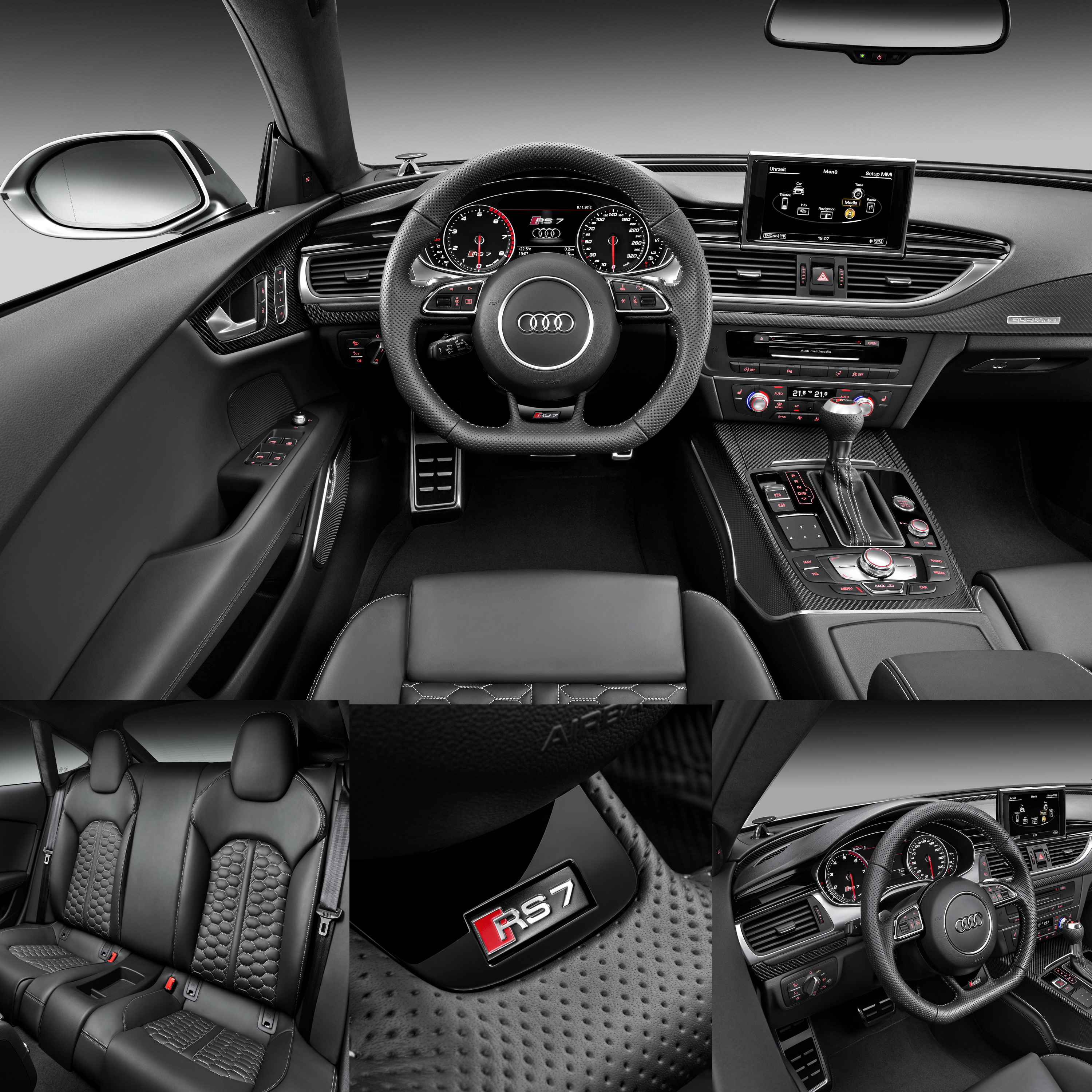 2014 Audi RS 7 Review Top Speed