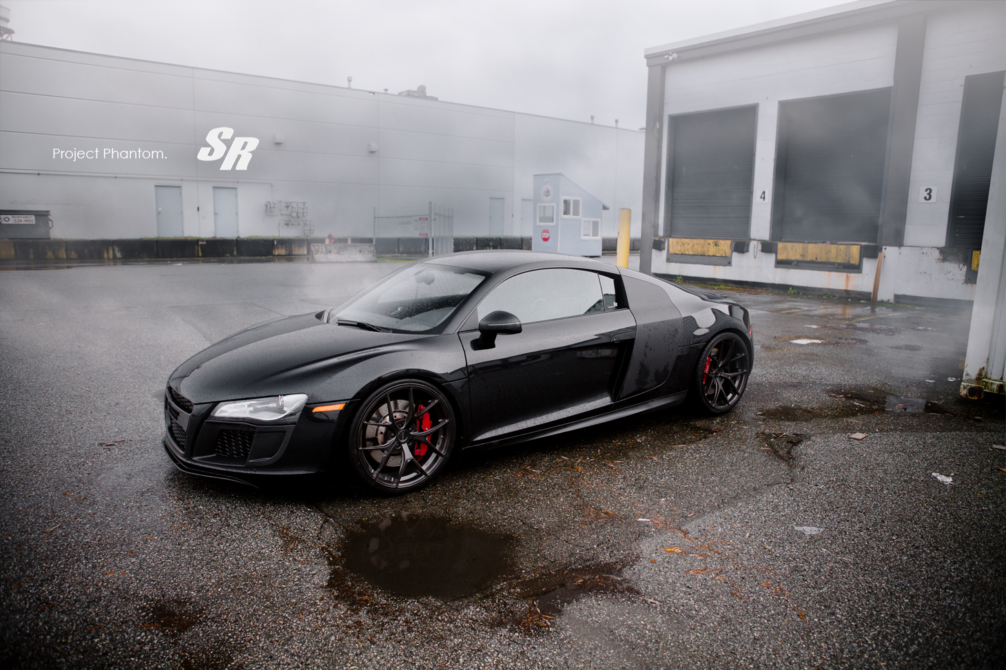 2013 Audi R8 Project Phantom By Sr Auto Group Top Speed