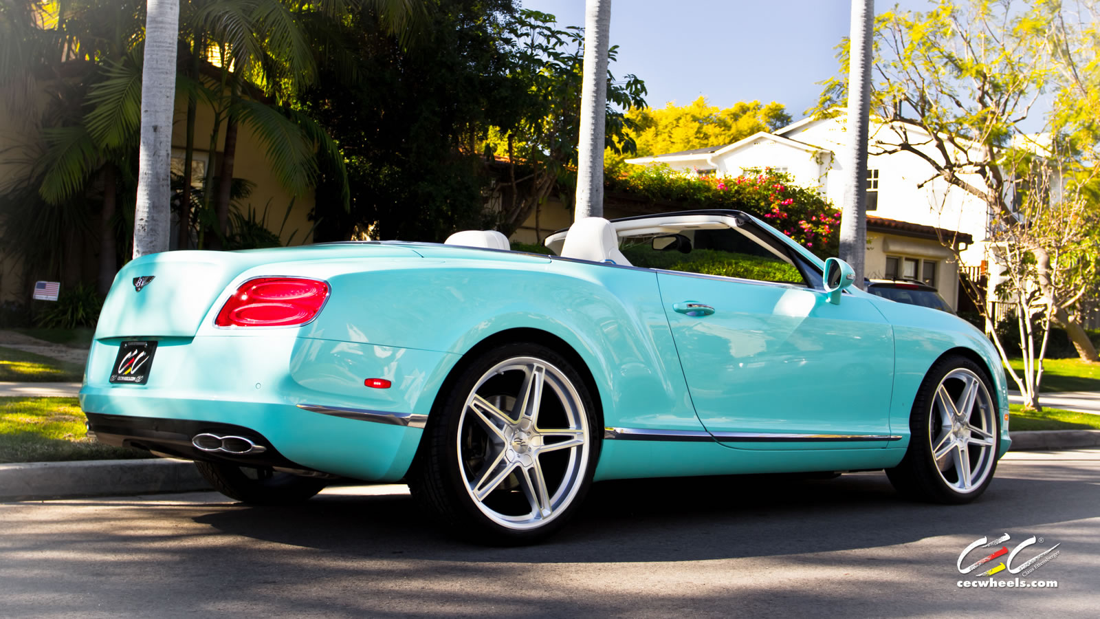 2013 Bentley Continental GTC Limited Edition By Bentley Beverly ...
