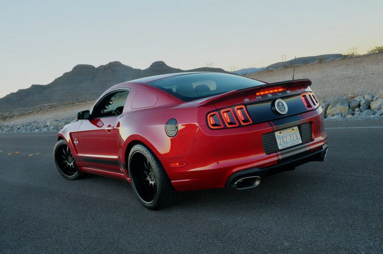 2013 Ford Mustang Shelby Gt500 Super Snake Wide Body Top Speed