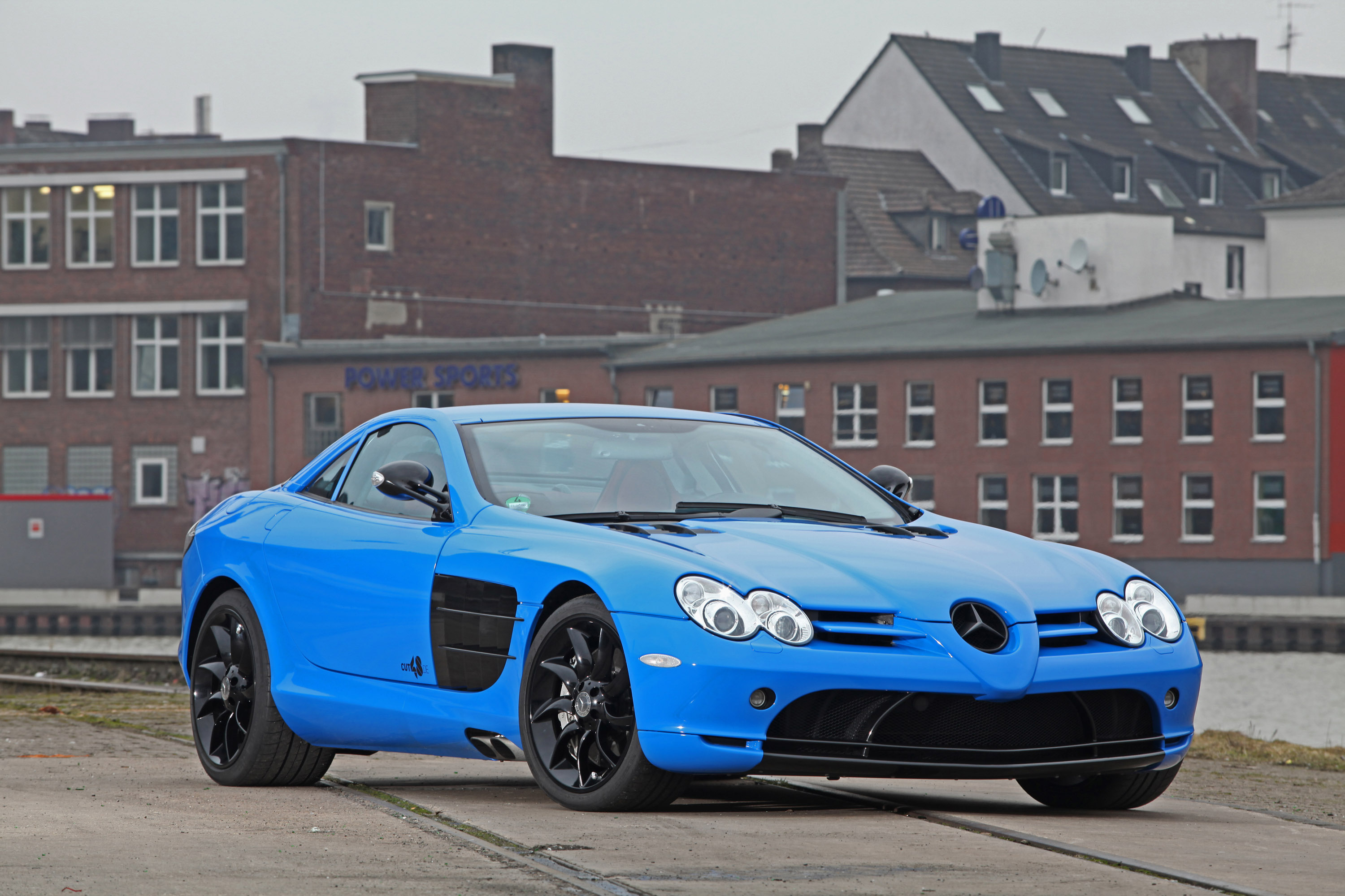 2010 mercedes slr mclarencut48 and edo competition | top speed