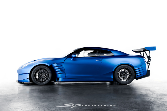 nissan gt-r r35 to star in fast and furious 6 | top speed
