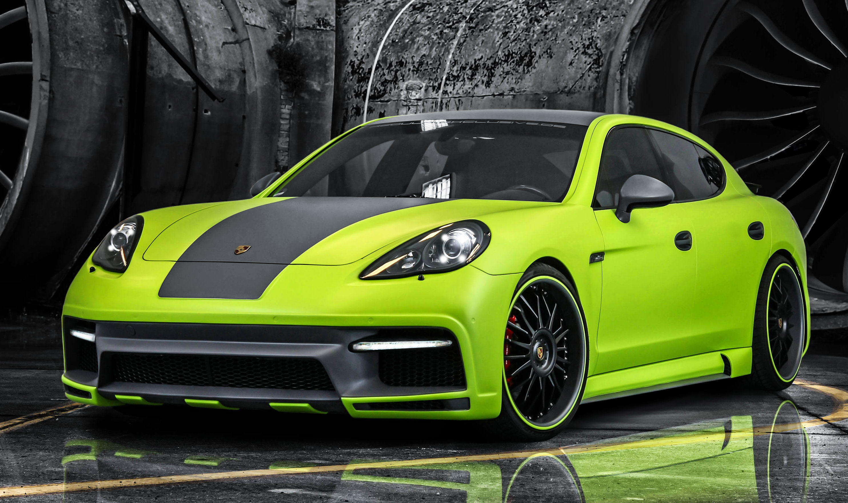 2013 porsche panamera by regula exclusive review top speed