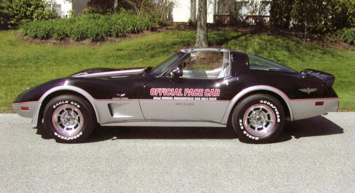 2014 Chevrolet Corvette Stingray Indianapolis 500 Pace Car Top Speed