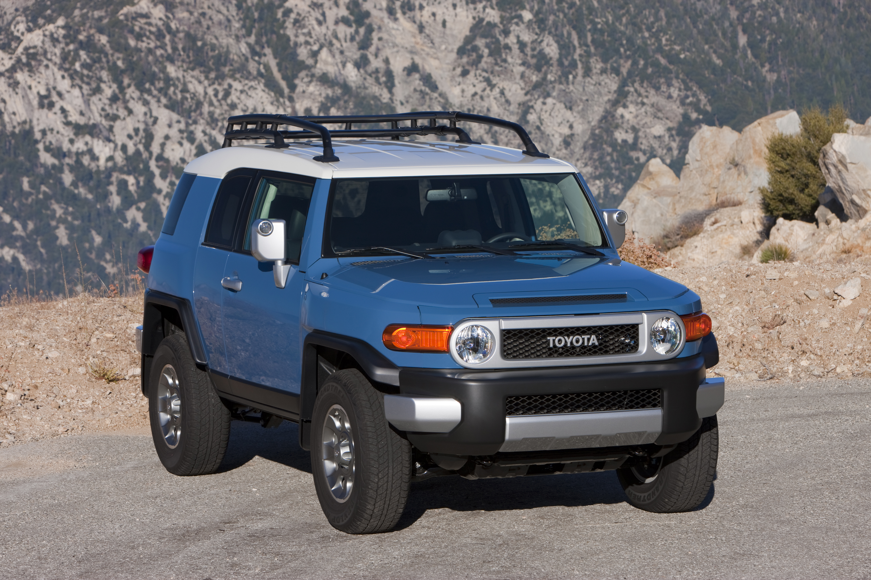 Wonderful 2013 Toyota FJ Cruiser | Top Speed. »