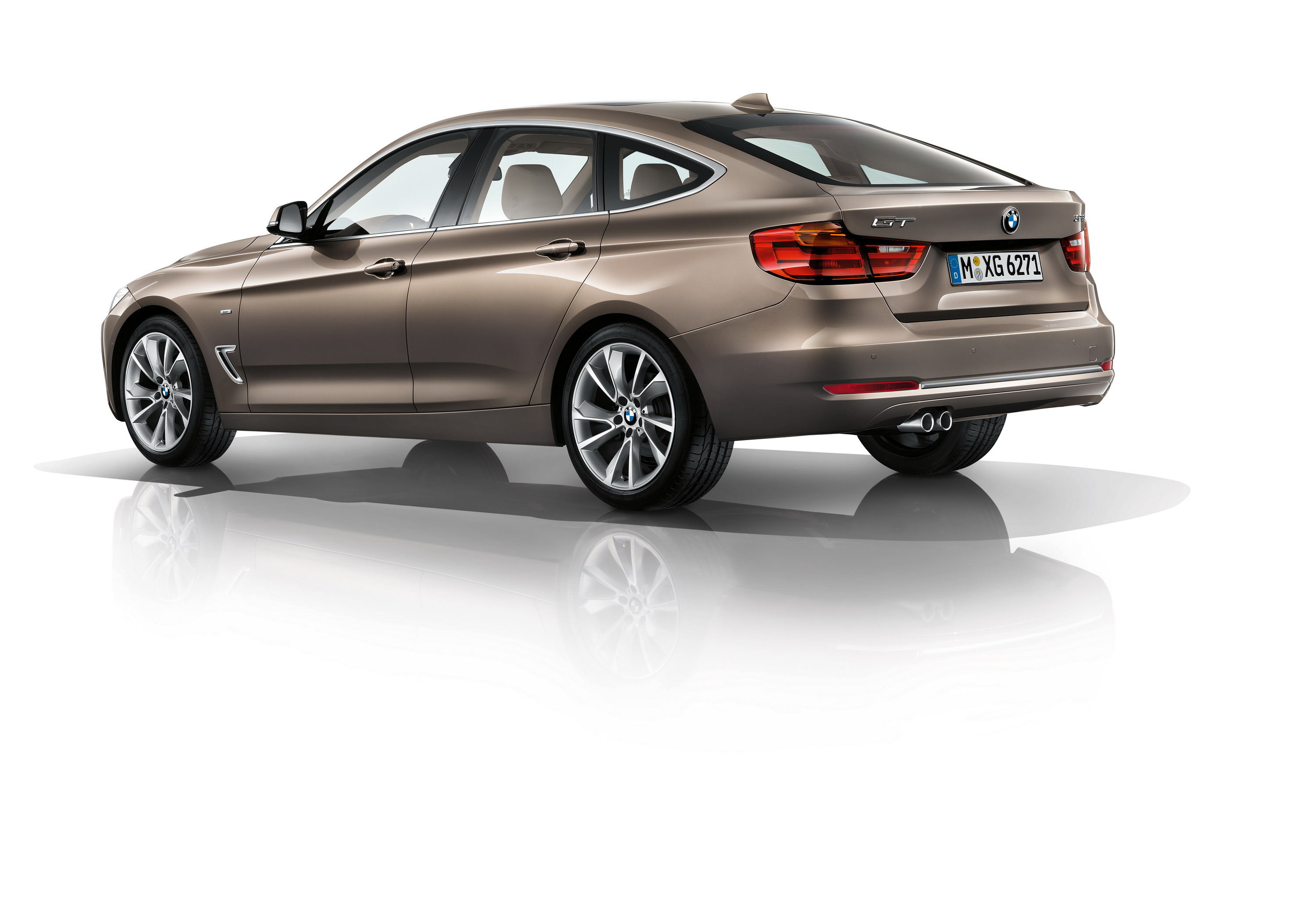 2014 BMW 3 Series GT Review Top Speed