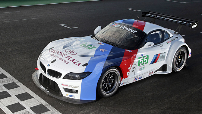 2013 Bmw Z4 Gte Top Speed