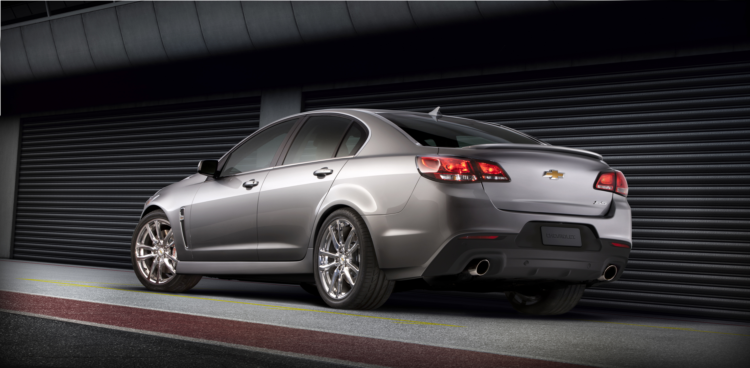 2014 Chevrolet SS Performance   Top Speed