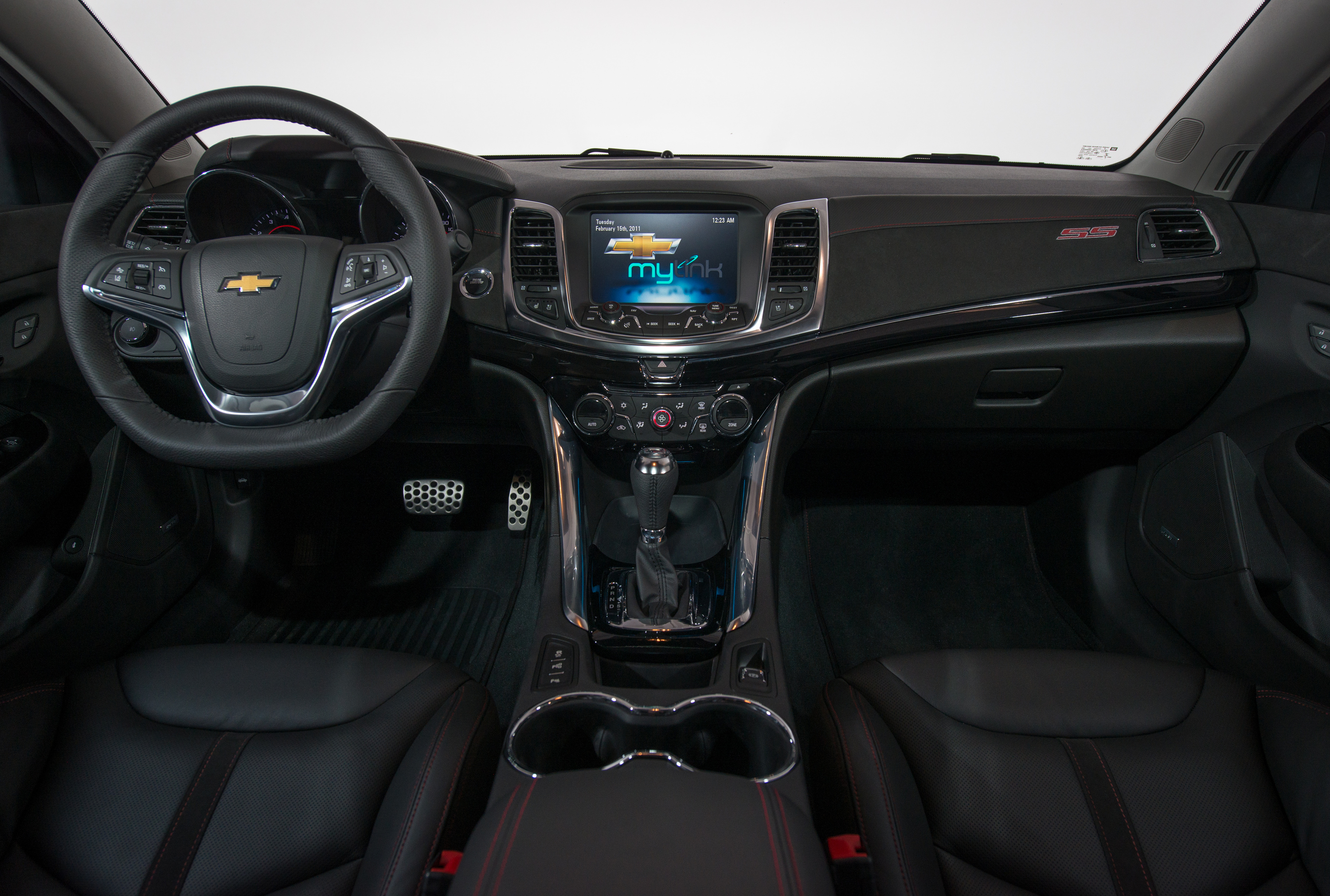 Chevy Ss Interior >> 2014 Chevrolet Ss Performance Top Speed
