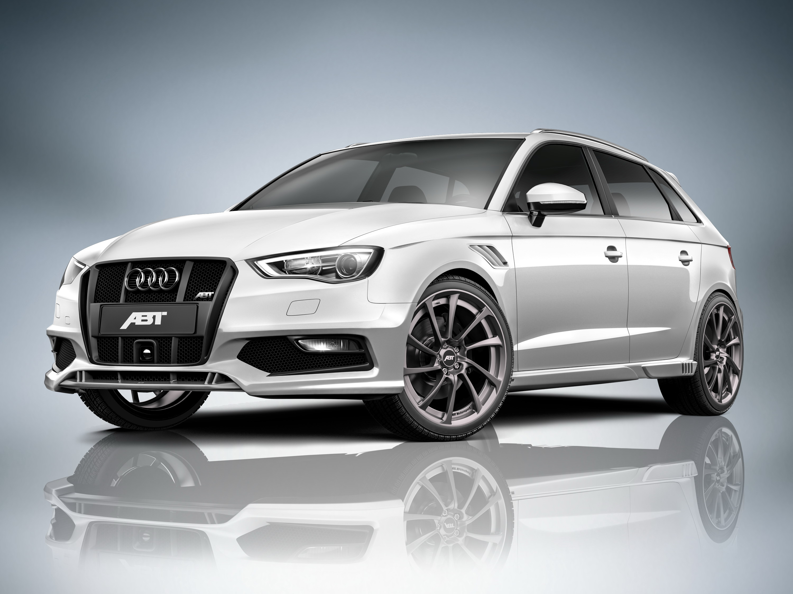 2013 audi as3 sportback by abt sportsline review top speed. Black Bedroom Furniture Sets. Home Design Ideas