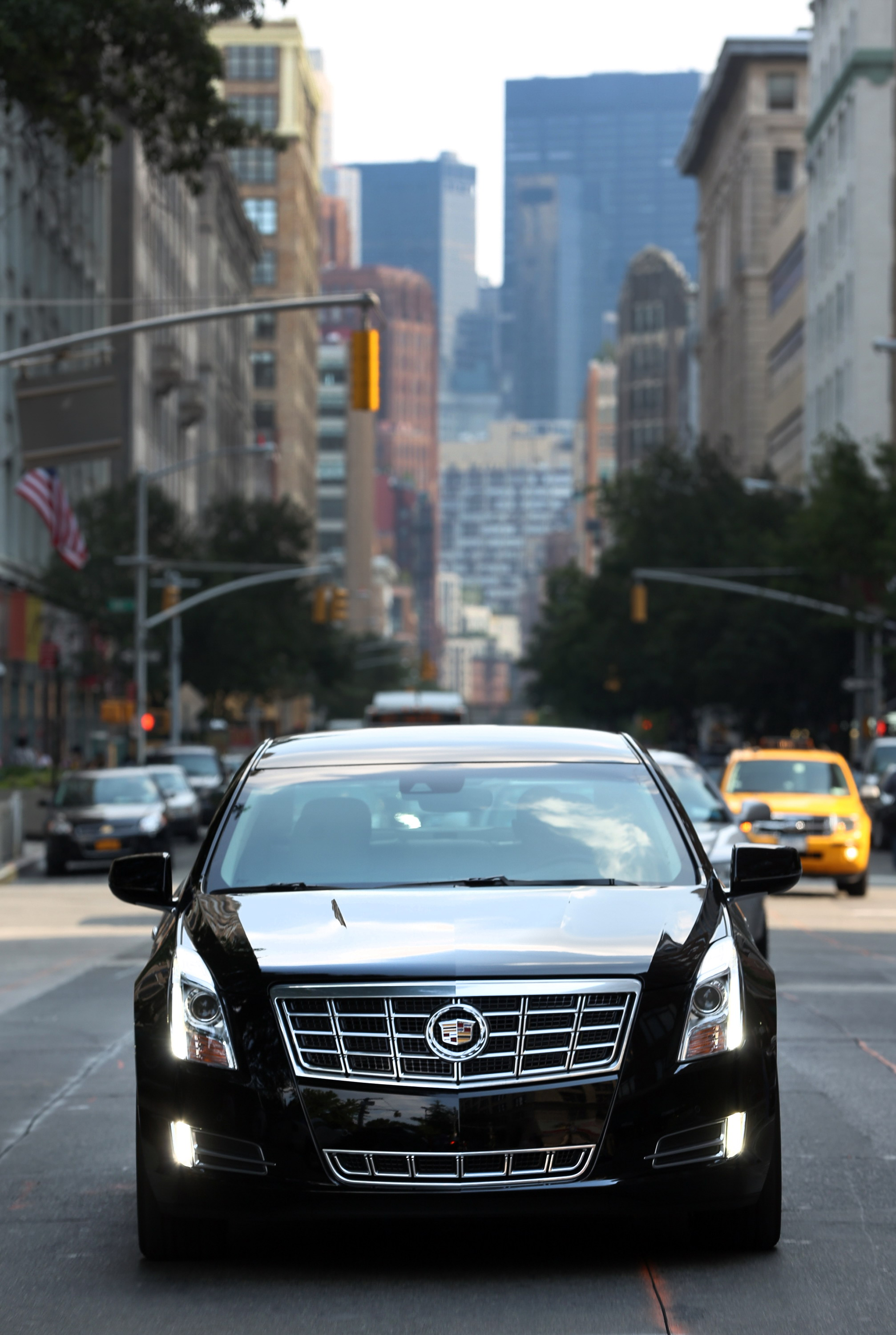 xts auto luxury announced news pricing sedan cadillac