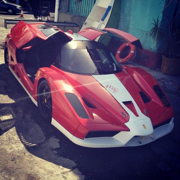Ferrari FXX In Fast & Furious Trailer Appears To Be A