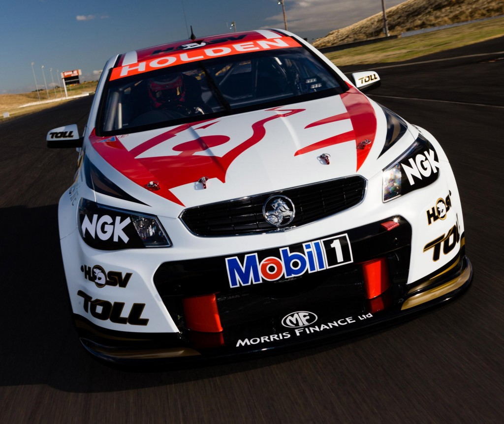 2013 Holden VF Commodore V8 Supercars Racecar By Holden Racing ...