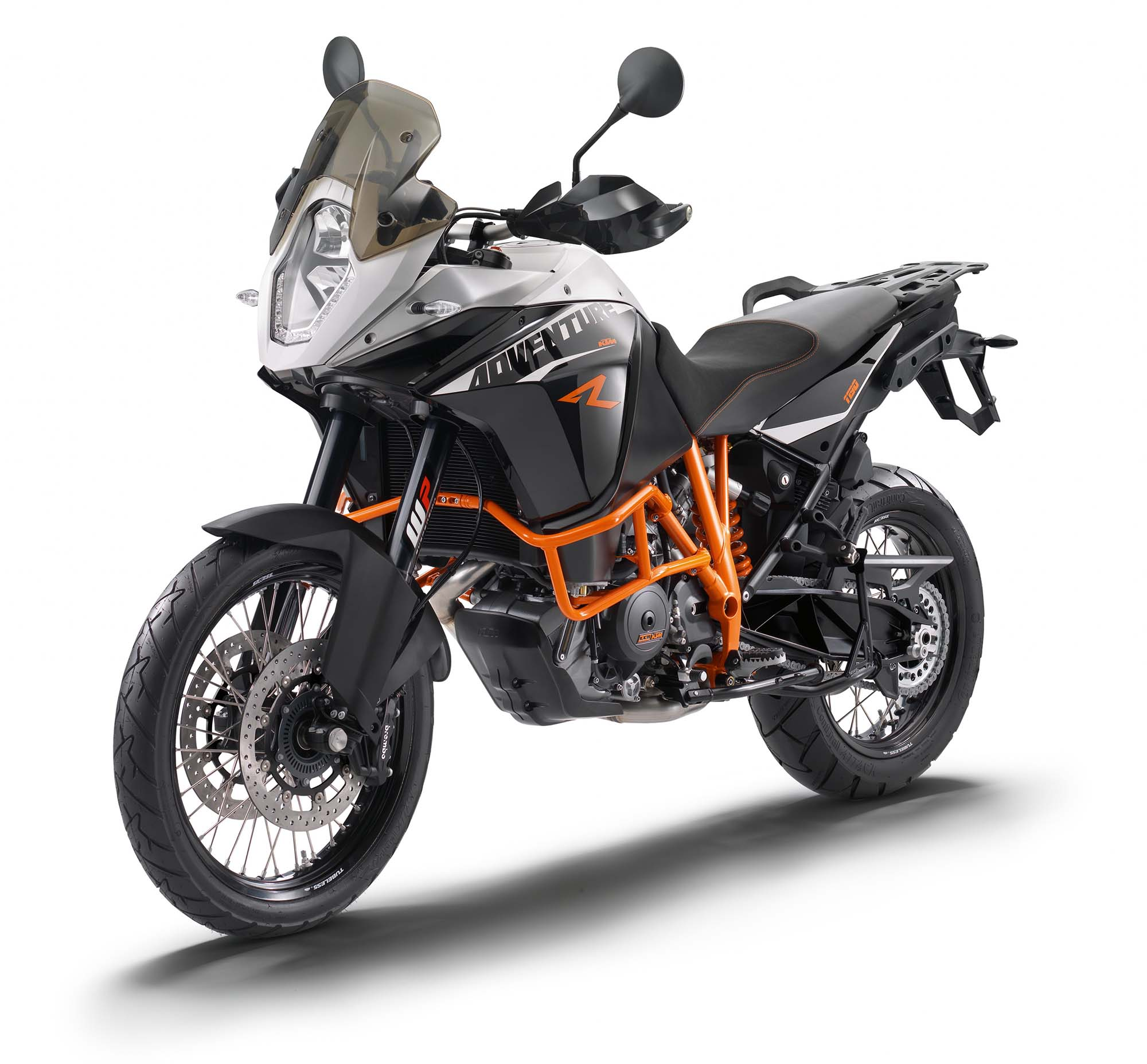 2013 KTM 1190 Adventure | Top Speed. »