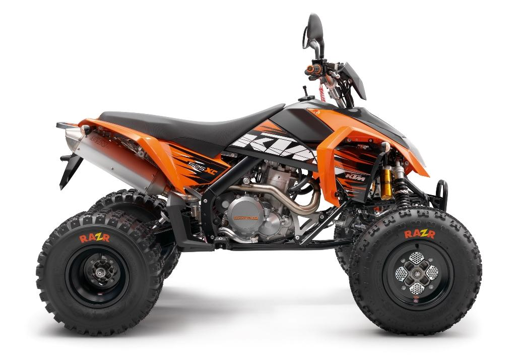 2013 KTM 525 XC | Top Speed