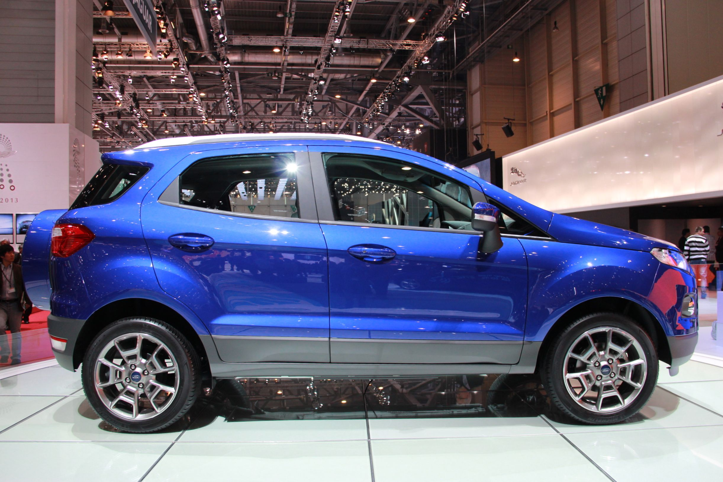 2012 ford ecosport top speed