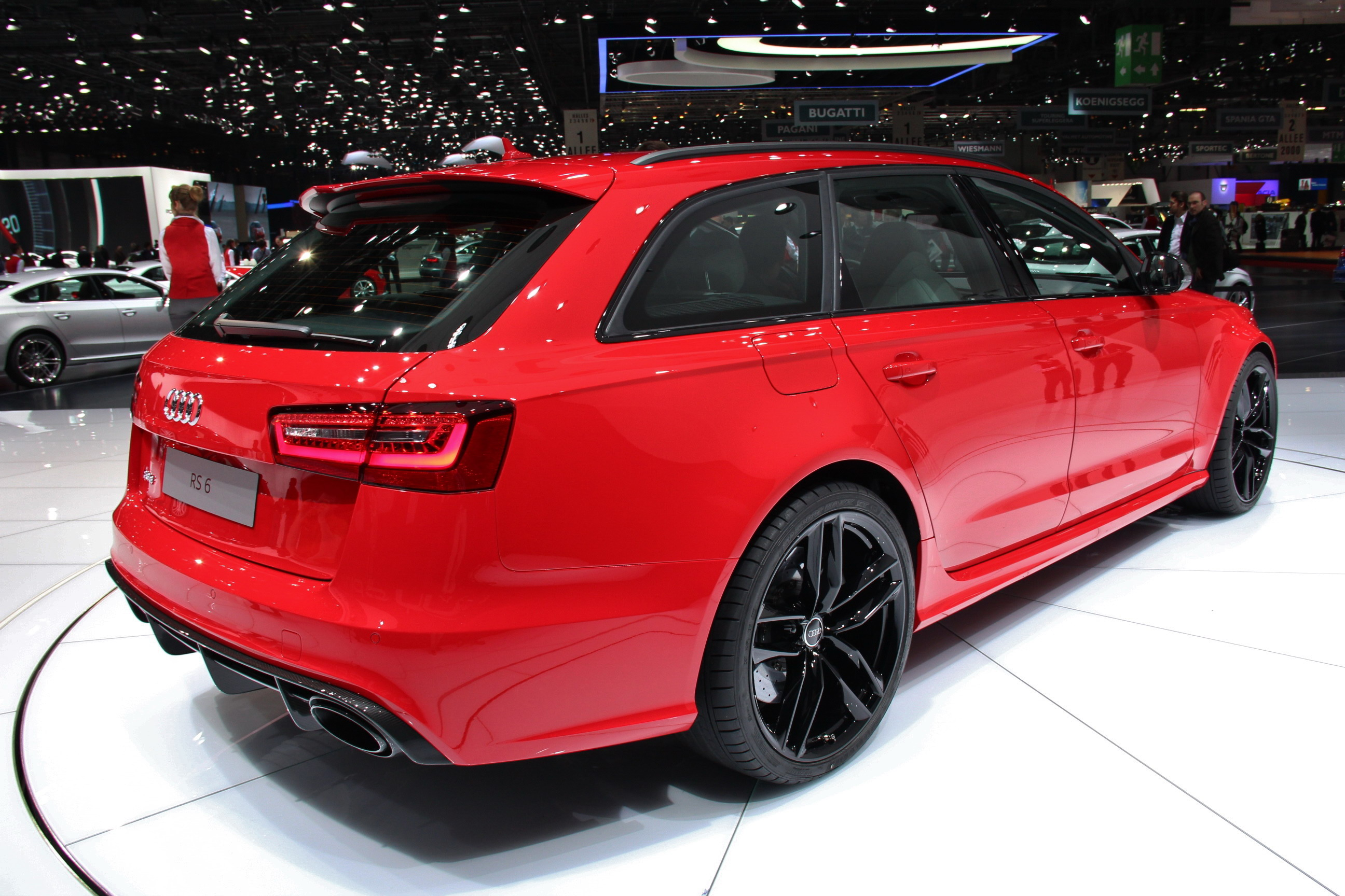 Audi RS Avant By MTM Review Top Speed - Audi rs6
