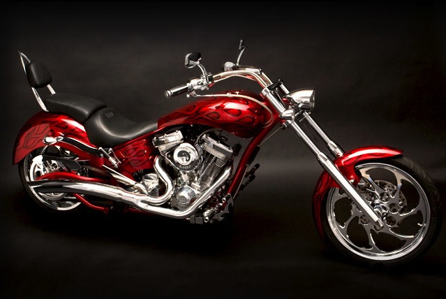 2013 Big Bear Choppers Venom Two Up Top Speed
