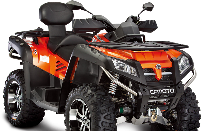 2013 cfmoto x8 review top speed for Hillside elevator kit