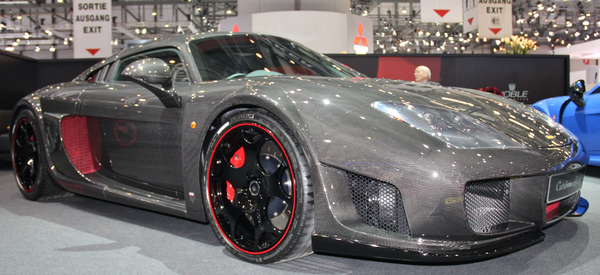 2013 Noble M600 Carbon Sport Review Top Speed