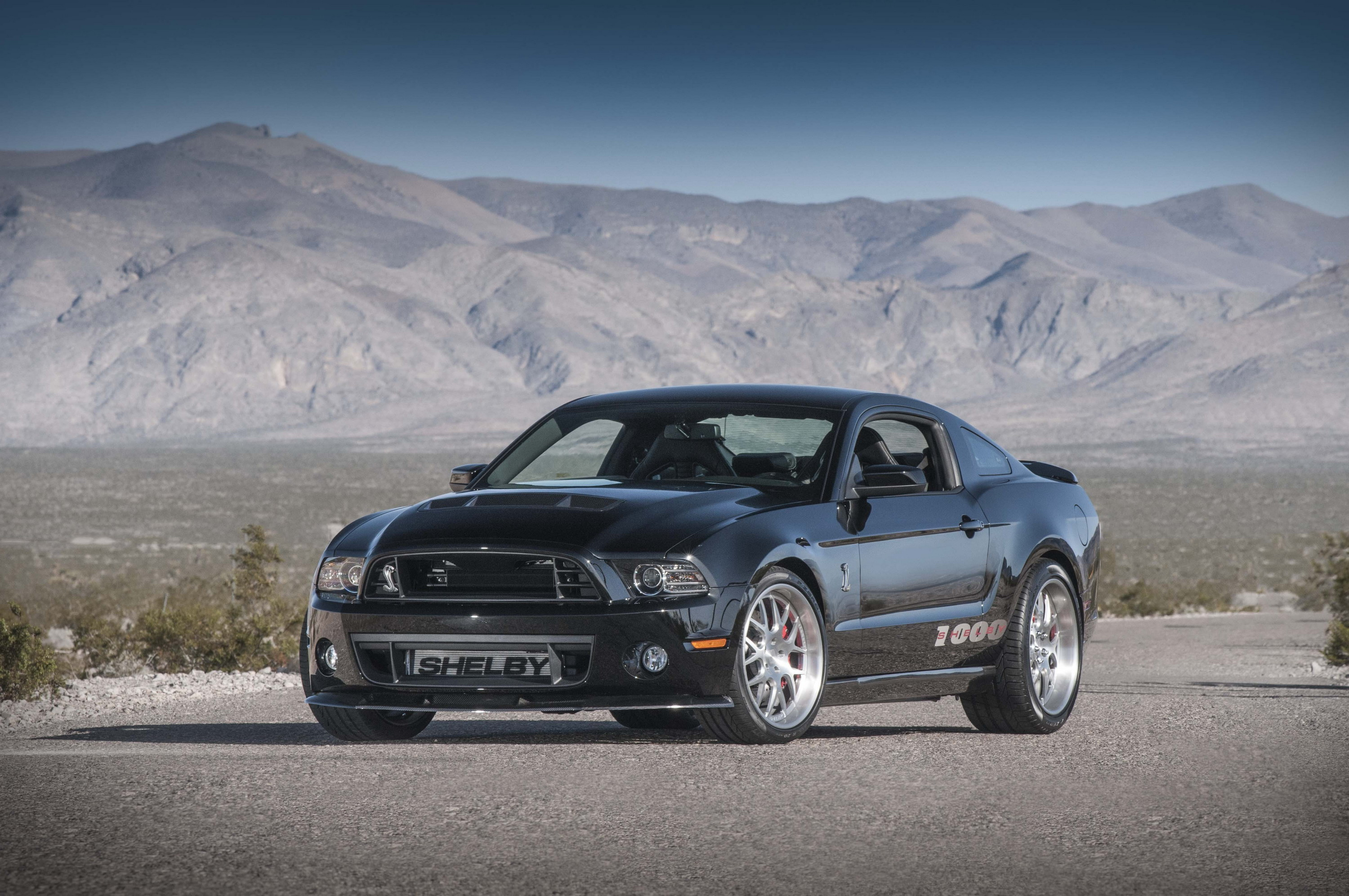 2013 Shelby 1000 S C Top Speed