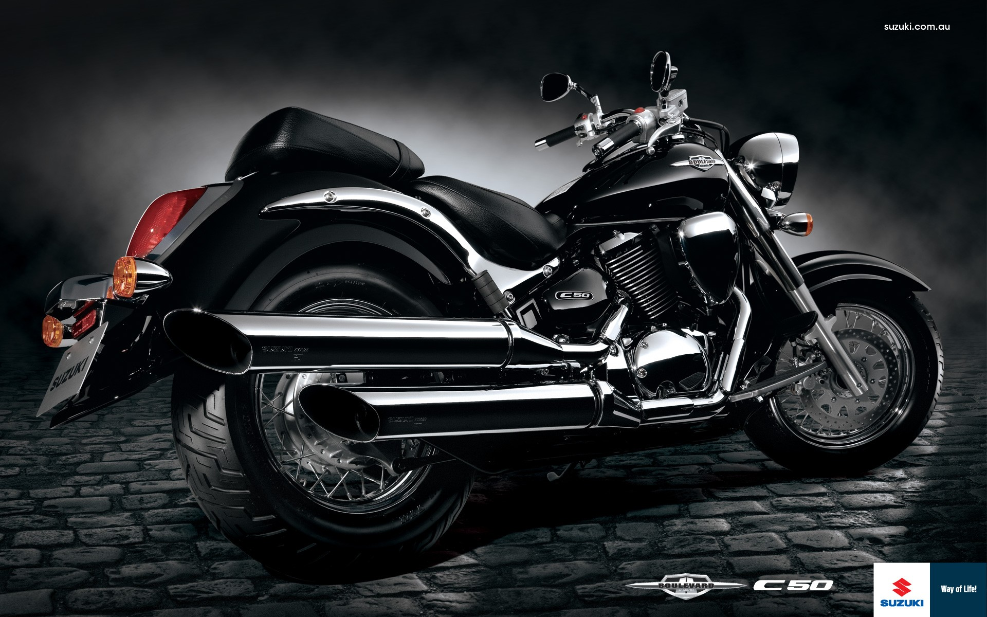 2013 Suzuki Boulevard M90 | Top Speed