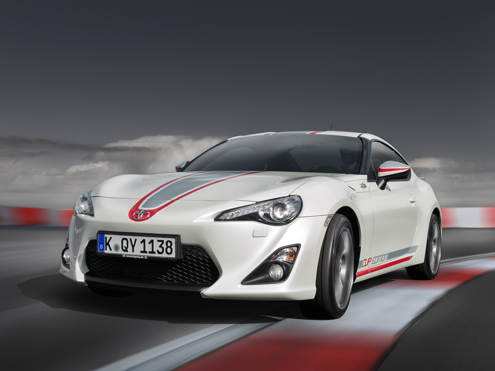 Top Fastest Cars >> 2013 Toyota GT86 Cup Edition | Top Speed