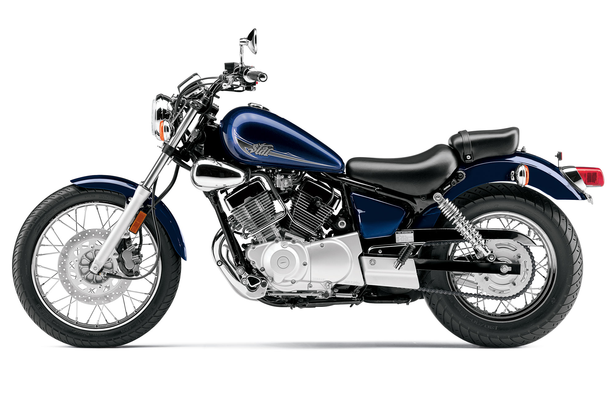 2013 Yamaha V-Star 250 | Top Speed. »