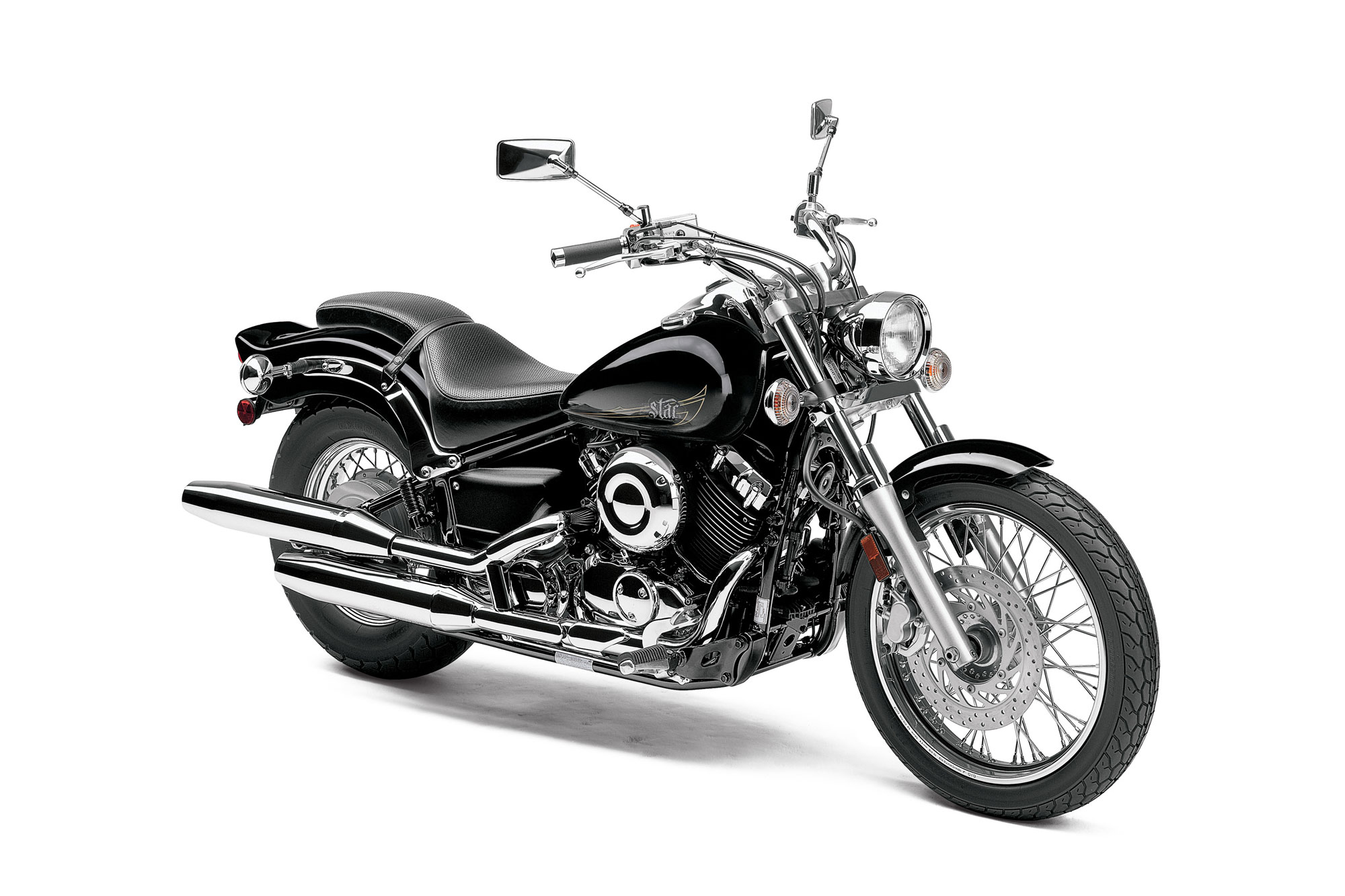 2013 yamaha v star 650 custom pictures photos wallpapers top speed. Black Bedroom Furniture Sets. Home Design Ideas