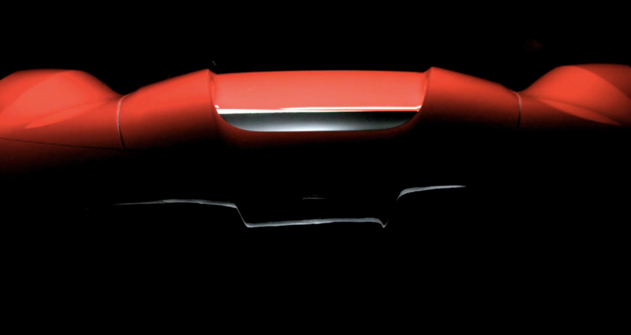 Ferrari Teases The F70 Two More Times On Facebook Top Speed