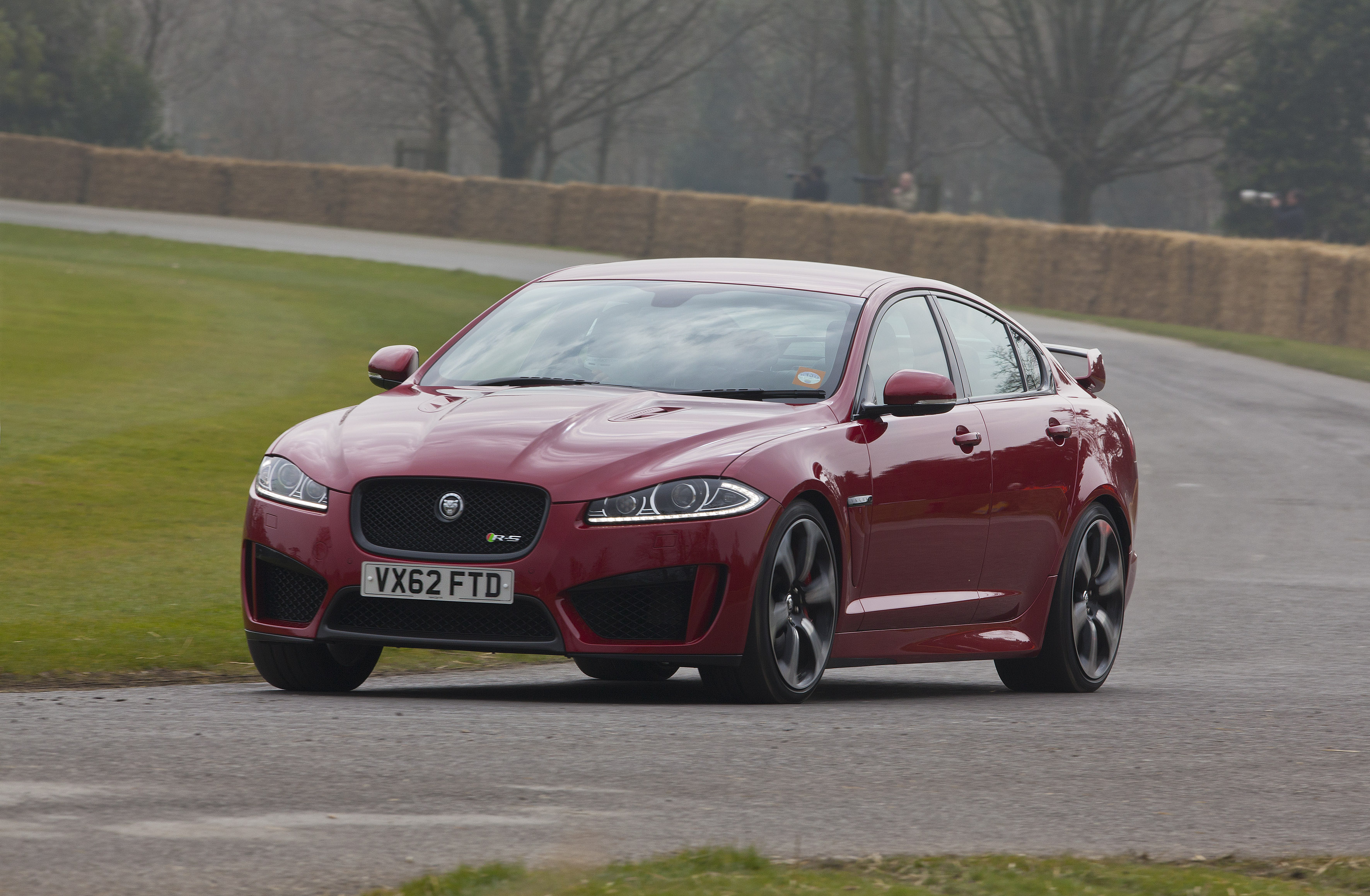 Nice 2014 Jaguar XFR S | Top Speed. »