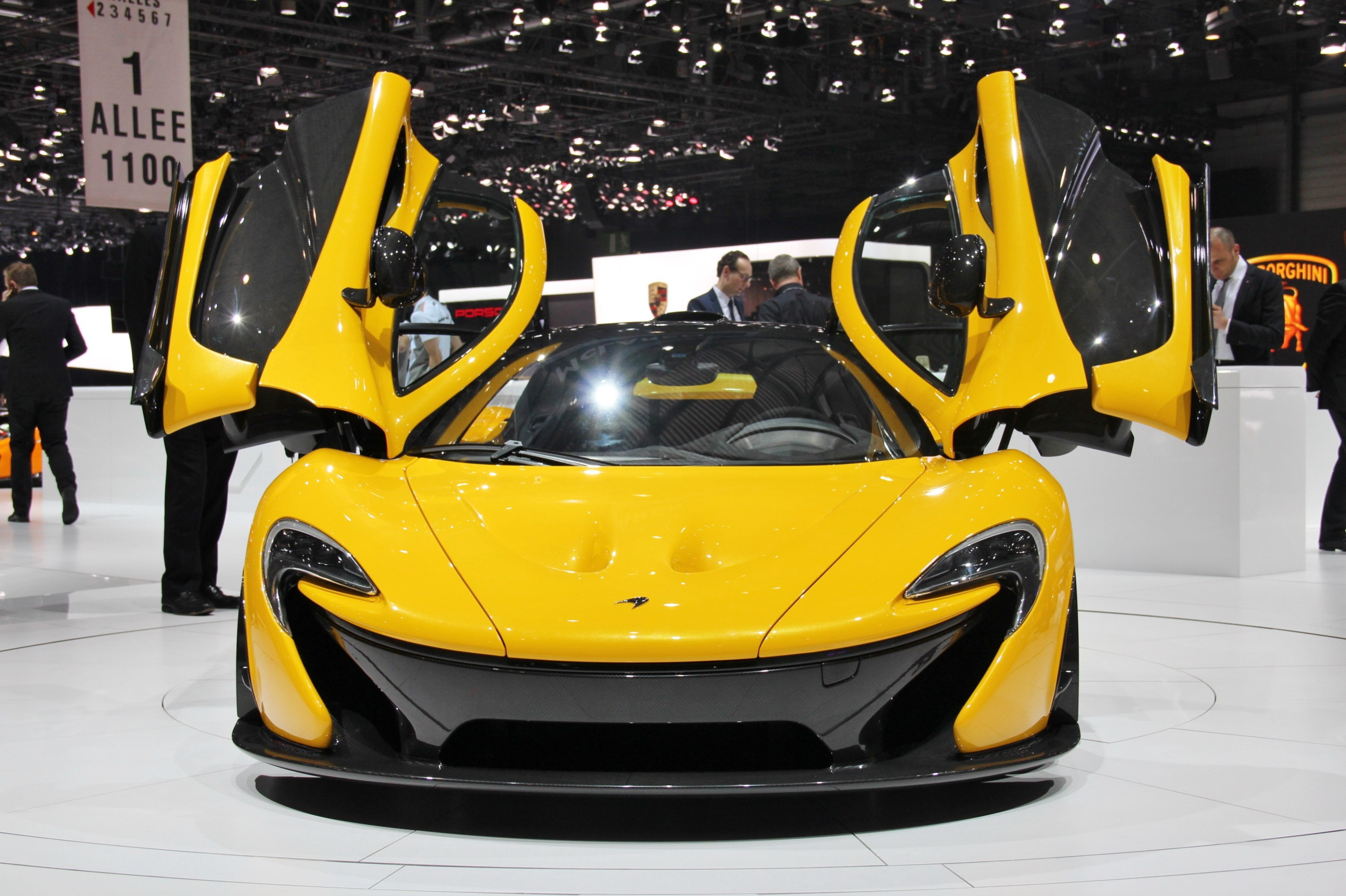 McLaren P Review Top Speed - 8 expensive supercars 2014