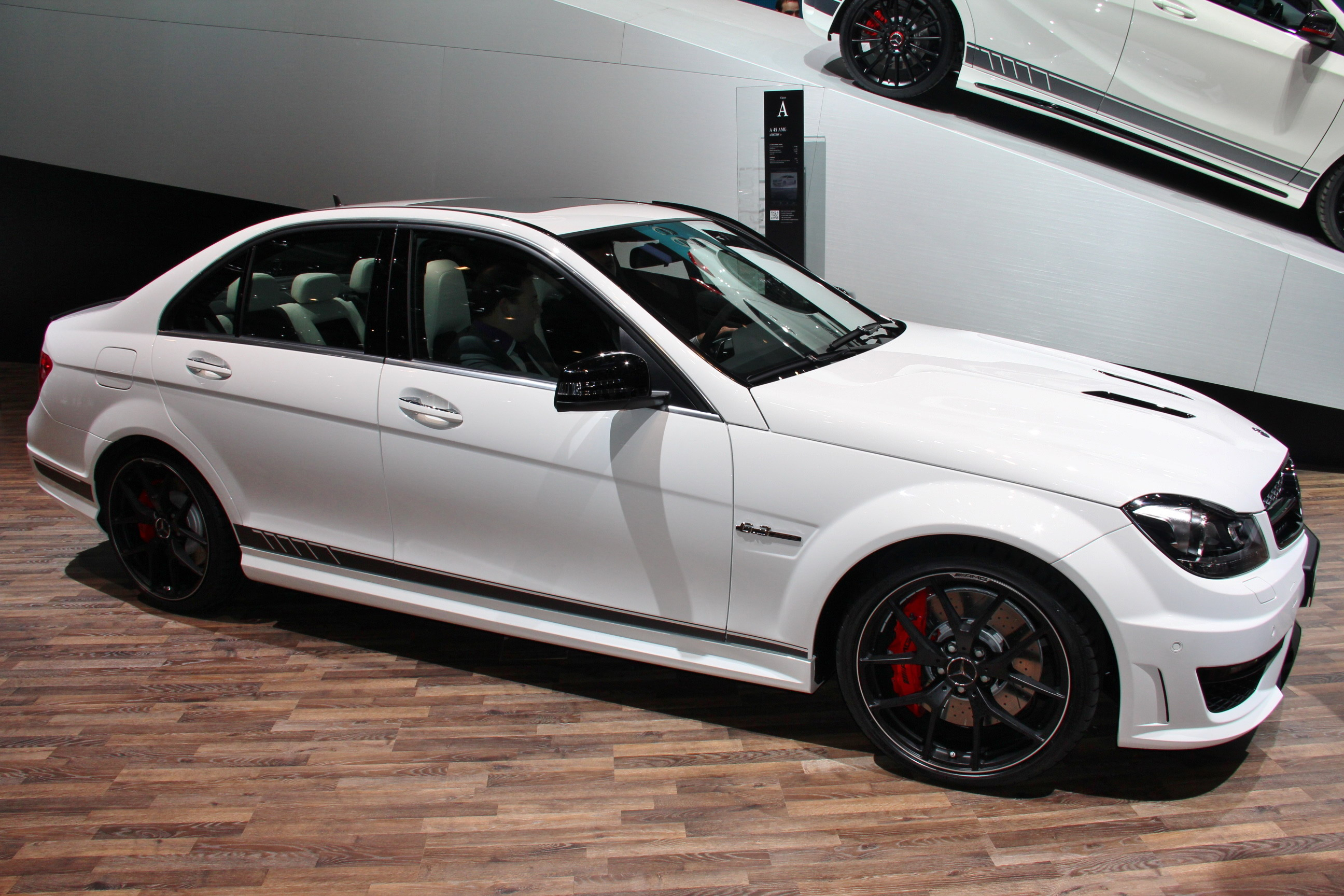 "2014 Mercedes C 63 AMG ""Edition 507"" Gallery 497205 