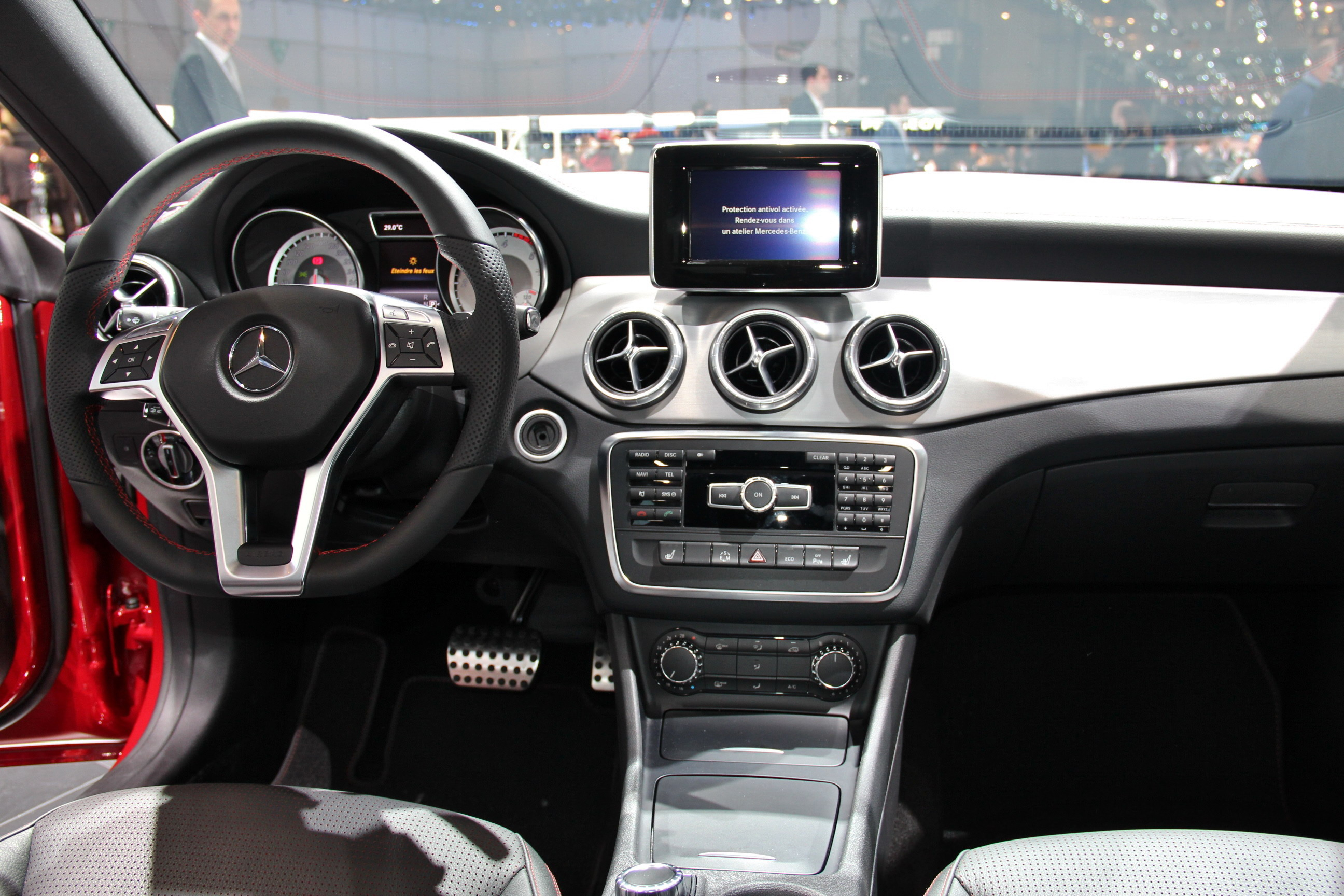slip blog limited benz cla mercedes undercover the
