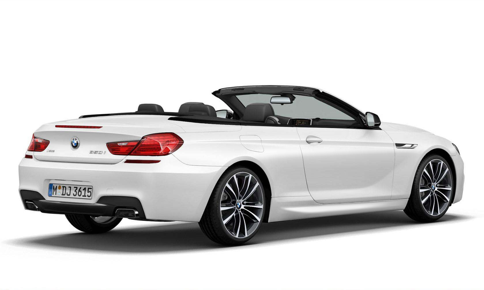 2014 Bmw 650i Frozen Brilliant White Edition Convertible