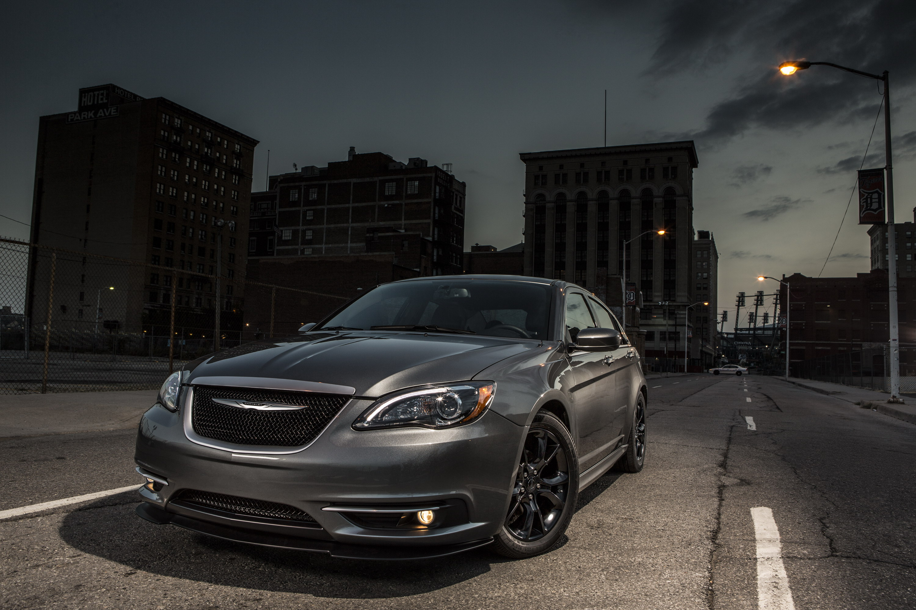 2014 Chrysler 200 S Special Edition | Top Speed