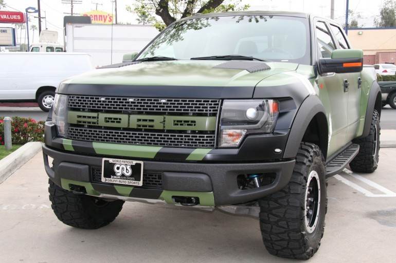 2013 ford f 150 svt raptor halo 4 edition by galpin auto sports picture 496085 car review. Black Bedroom Furniture Sets. Home Design Ideas