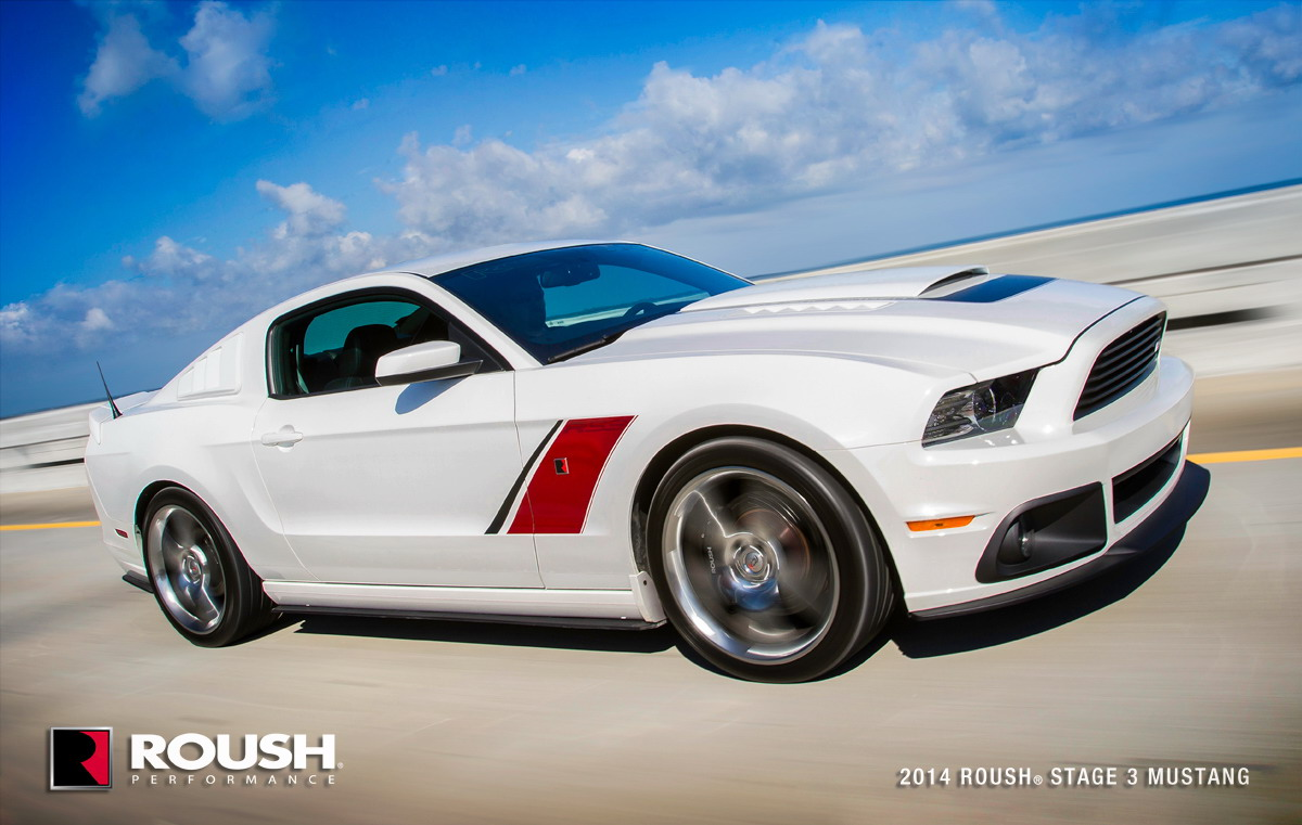 2014 ford mustang rs v6 by roush top speed