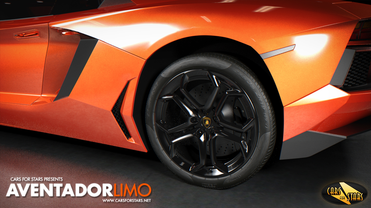 2013 Lamborghini Aventador Limousine By Cars For Stars Top Speed