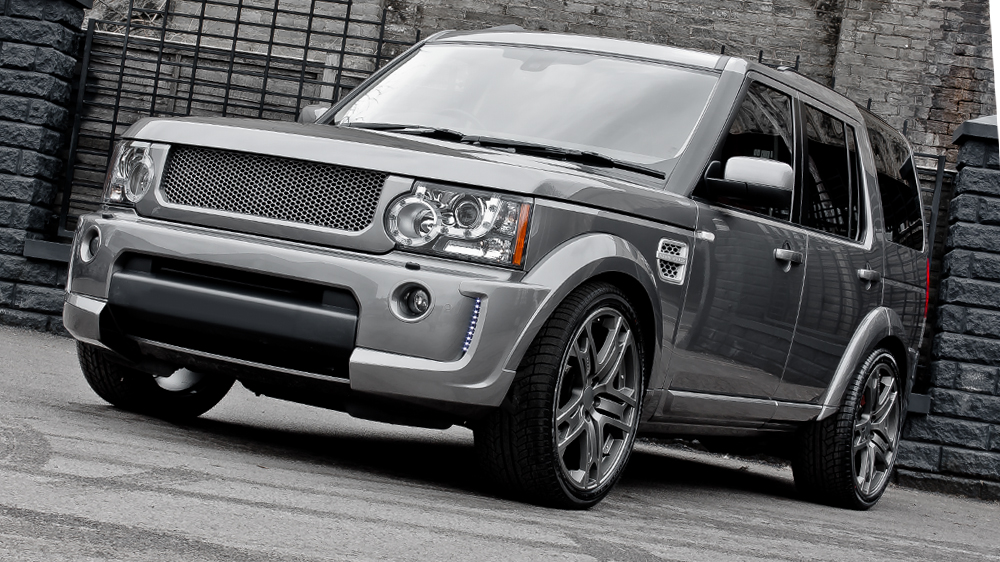 Range Rover Sport >> 2013 Land Rover Discovery TDV6 XS By Kahn Design Review ...