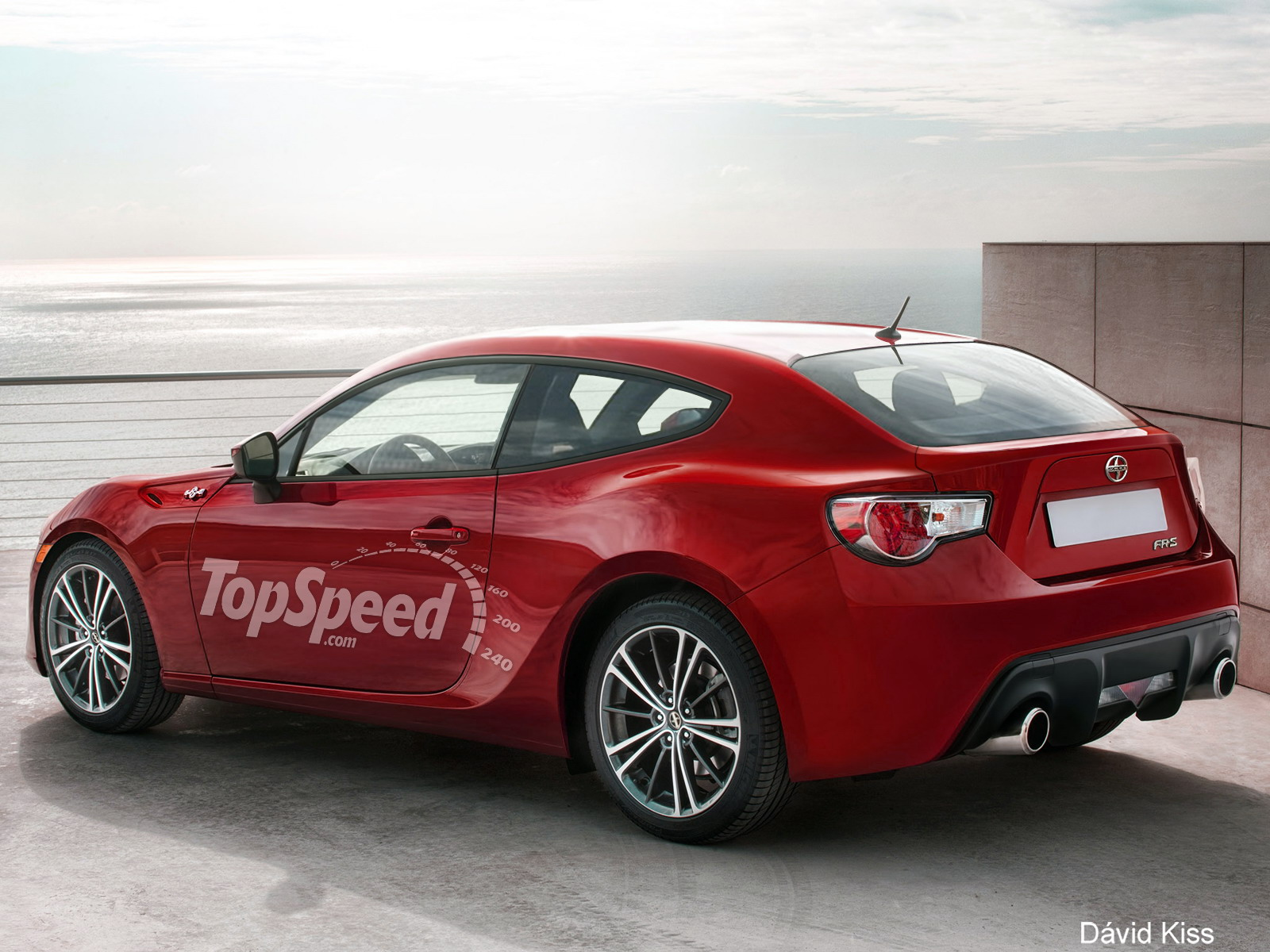 2019 Scion Fr S Shooting Brake Top Speed