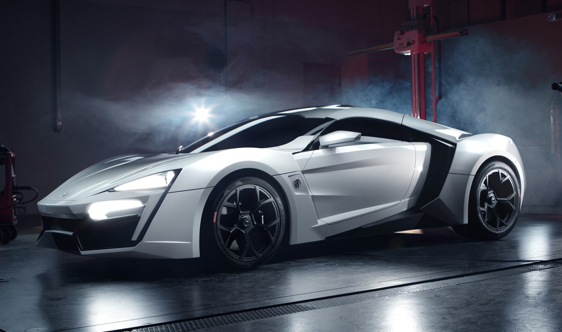 2013 W Motors Lykan Hypersport News   Top Speed. »