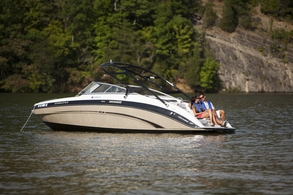 2013 Yamaha 242 Limited S | Top Speed