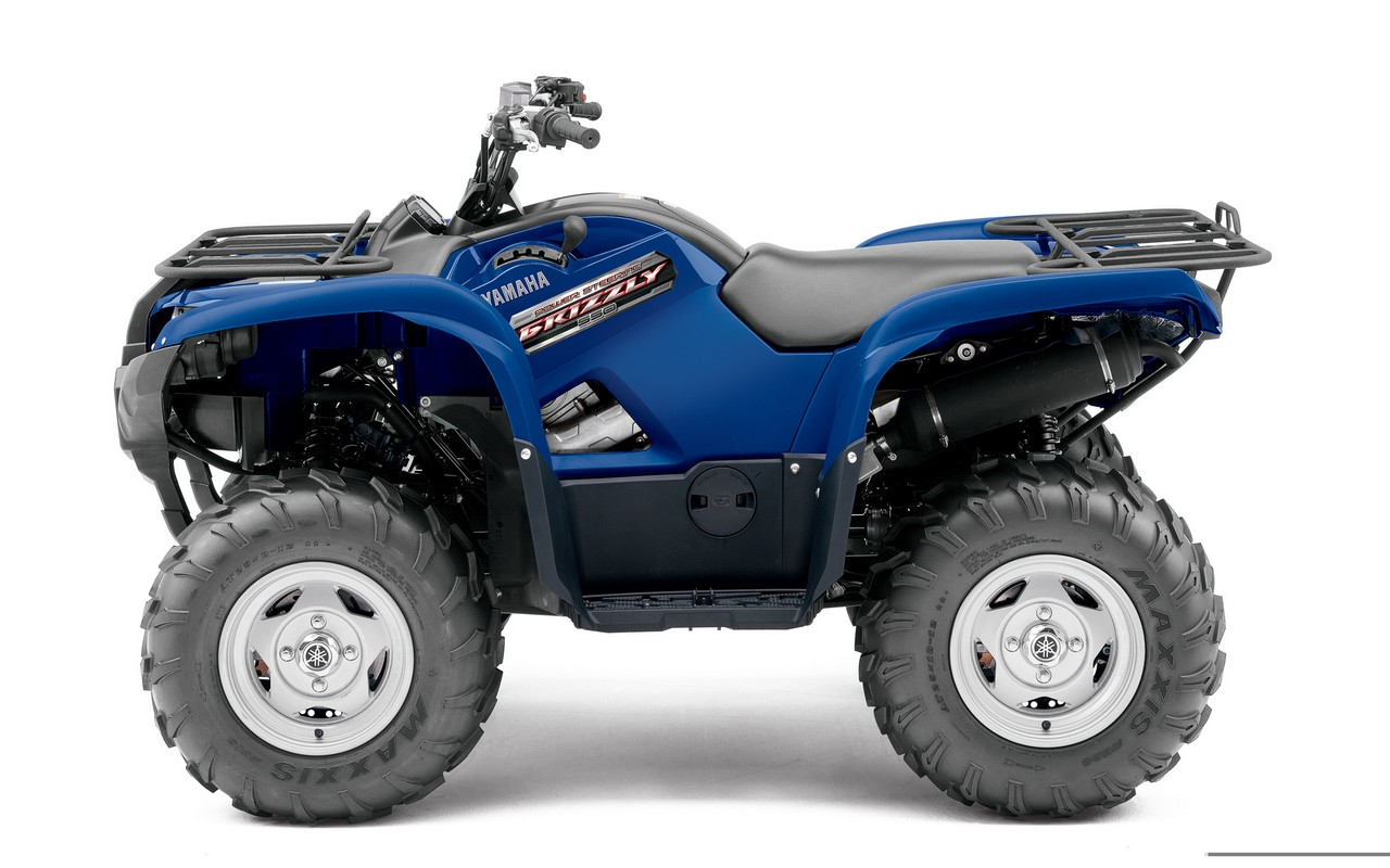 2013 Yamaha Grizzly 550 FI Auto 4x4 EPS | Top Speed
