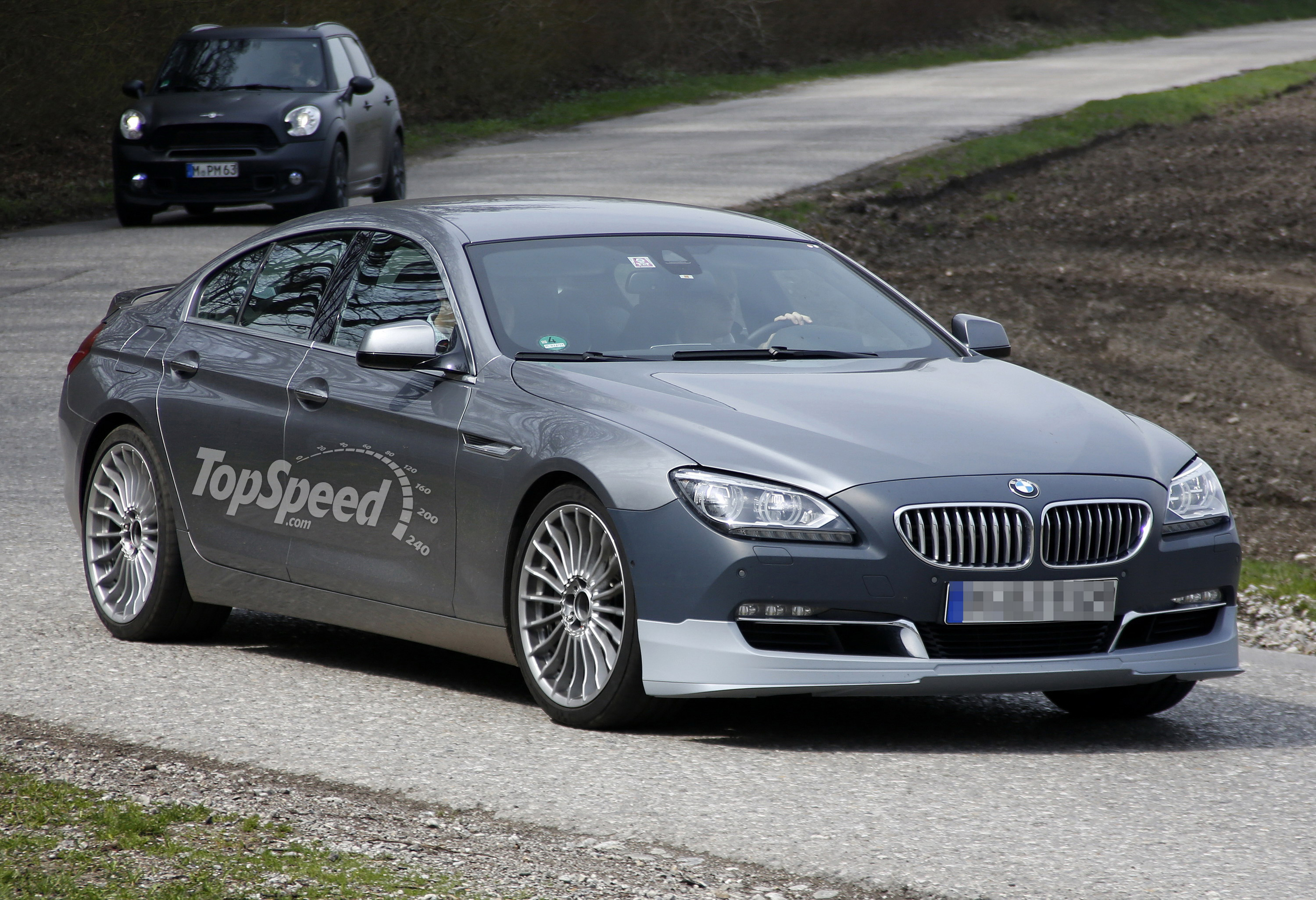 BMW Series GranCoupe By Alpina Review Top Speed - Bmw 6 series alpina
