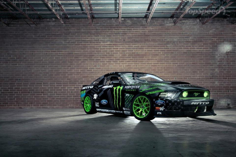Camouflage Ford Mustang Ford Mustang Rtr Monster