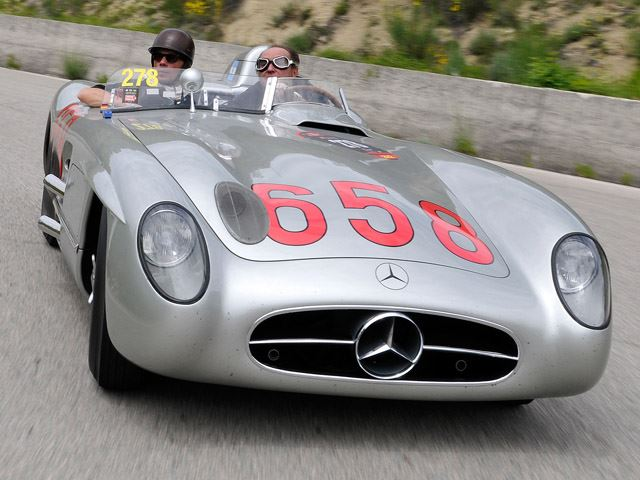 mercedes plans to race mille miglia top speed. Black Bedroom Furniture Sets. Home Design Ideas