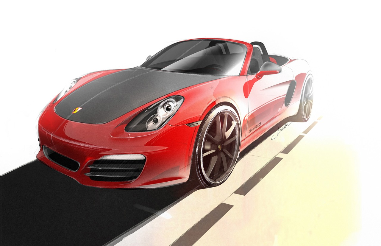 porsche boxster s re Porsche  Coffee Table Book