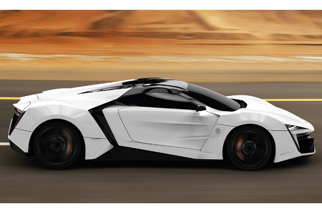 Ordinaire 2013 W Motors Lykan Hypersport News   Top Speed. »
