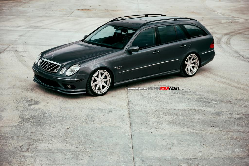2003 - 2006 Mercedes-Benz E 55 AMG By RENNtech And ADV1